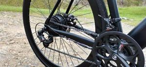 Avaris E-bike range of gears