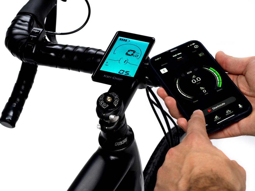 Avaris e-Bike display
