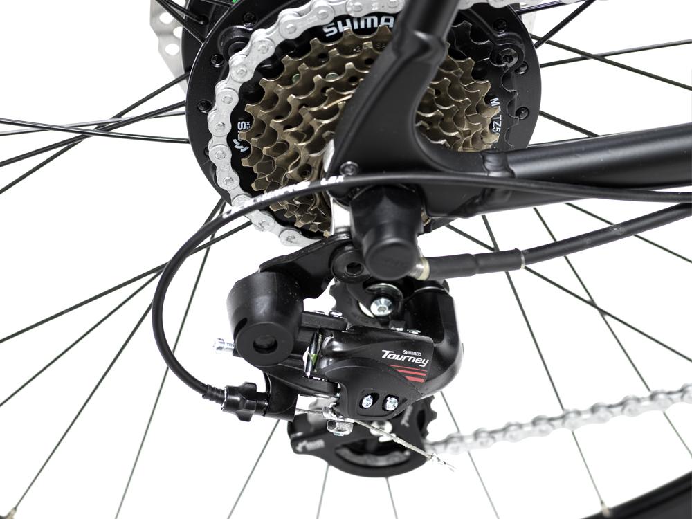 Avaris e-Bike chain & gears