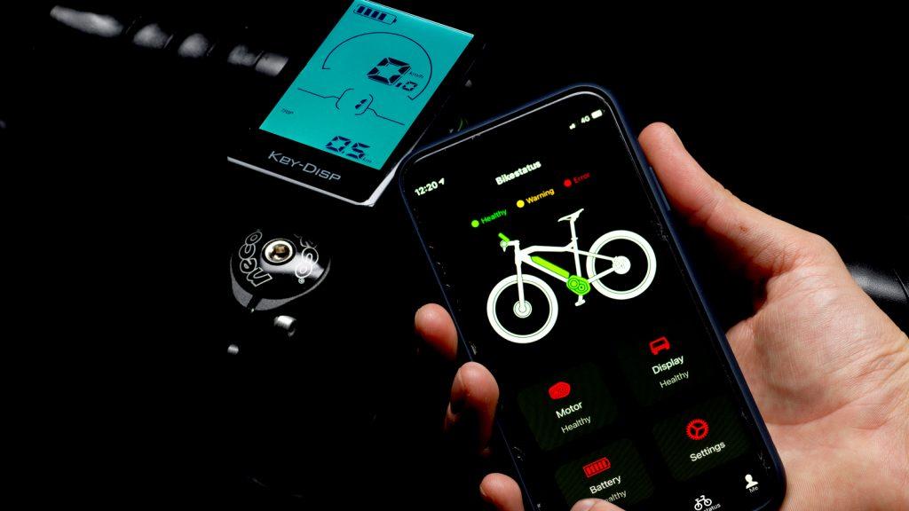 Avaris ebike tracking app