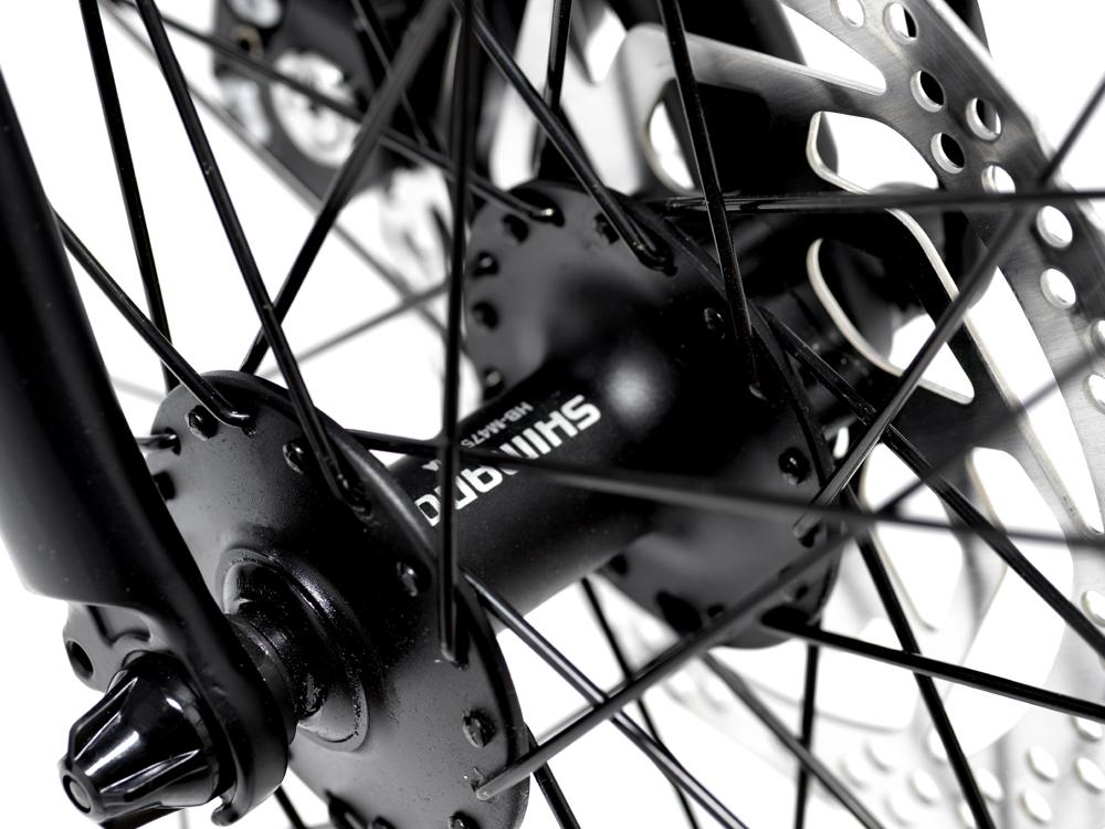 Avaris Ebike Wheel