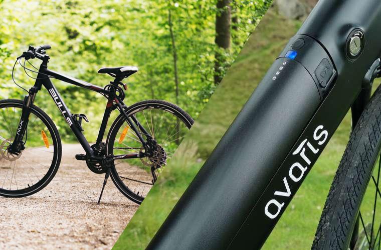 ebike vs road bike