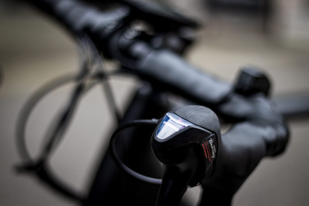 Avaris Ebike gear shifter