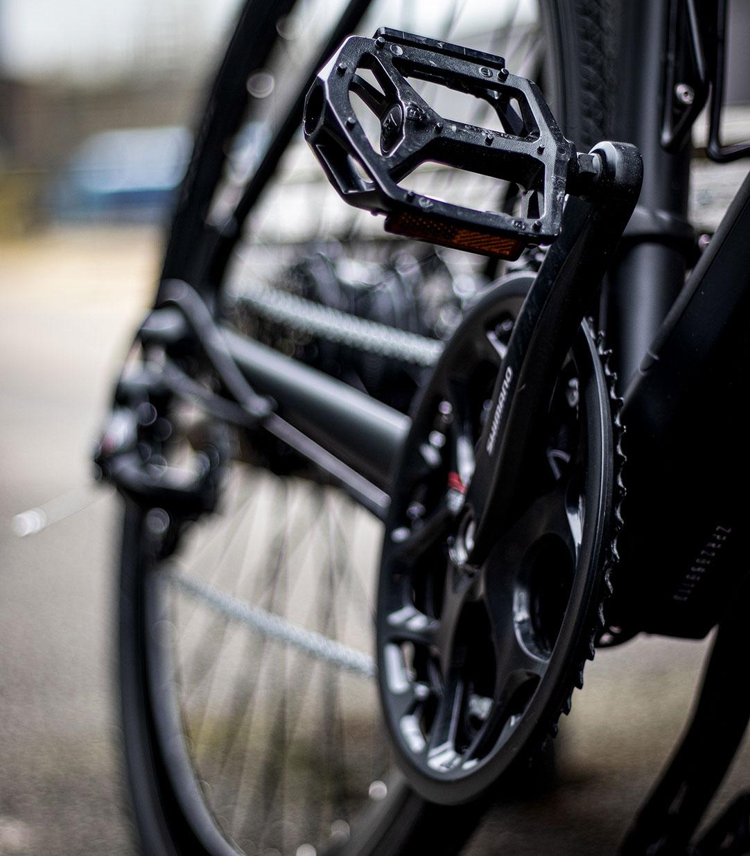 Avaris Ebike motor
