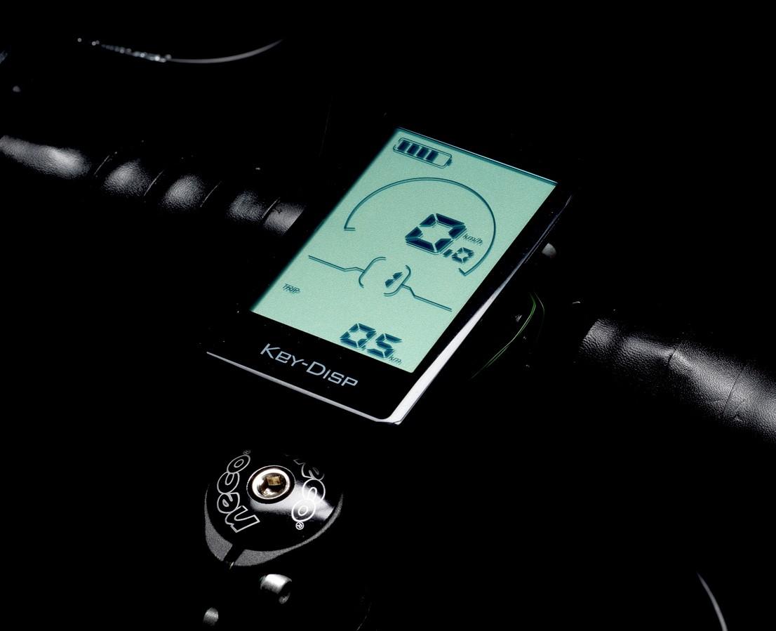 ebike full touch display