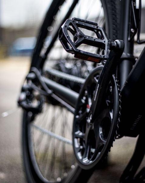 pedal assist ebike