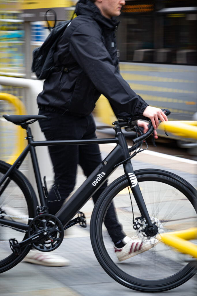 staying safe on an ebike